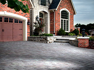 Beautiful Paver Driveways