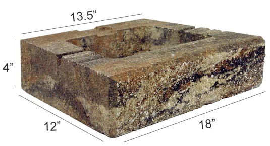 GeoStone Wall Block
