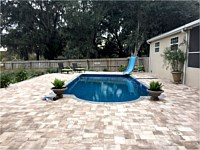 Pool Deck Before & After