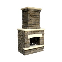 BORDEAUX FIREPLACE