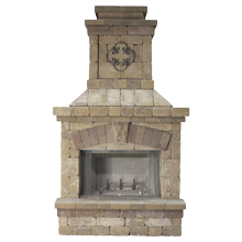 BRIGHTON FIREPLACE