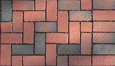 StormPave Clay Brick Pavers